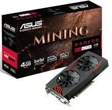 ASUS MINING-RX470-4G Graphics Card